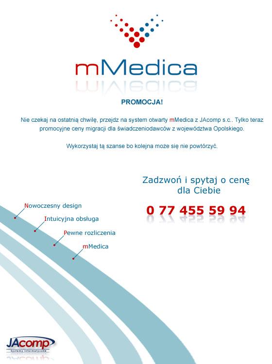 Promocja mMedica